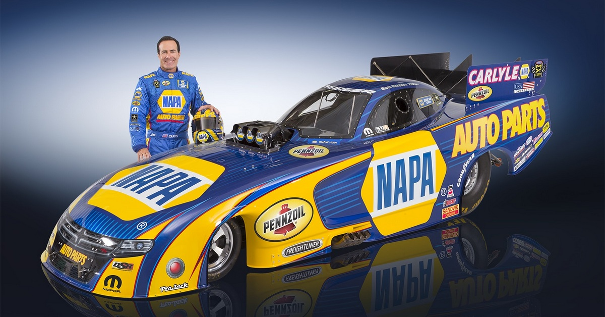 Capps Napa Team Ready For Mello Yello Season Napa Know How
