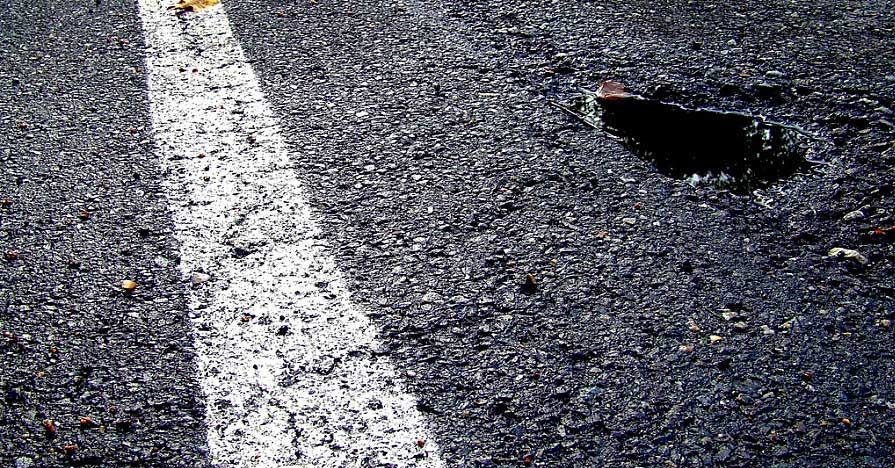 Is Pothole Damage Really More Common During Winter?