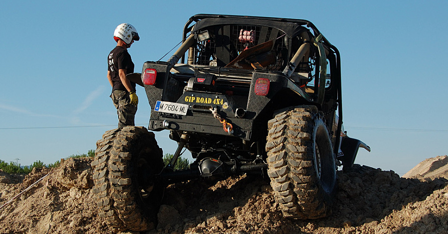 The Sky, or Your Budget, is the Limit to Your Jeep Modifications!