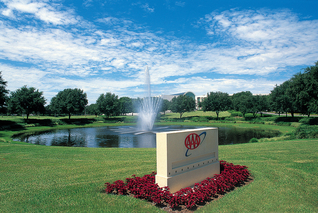AAA headquarters