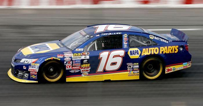 NASCAR-KN-Pro-Series-West-NAPA-AUTO-PARTS-Todd-Gilliland-BMR-speed