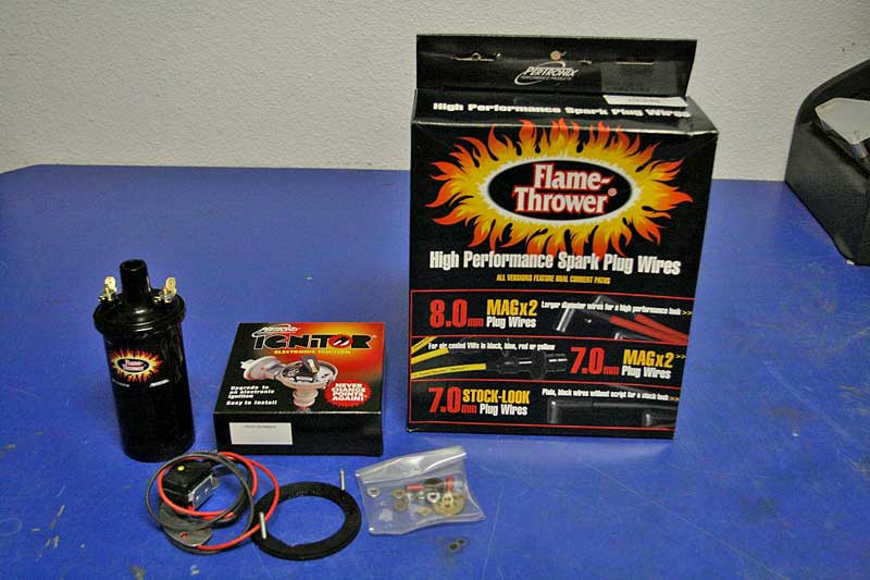 Pertronix Ignitor ignition system