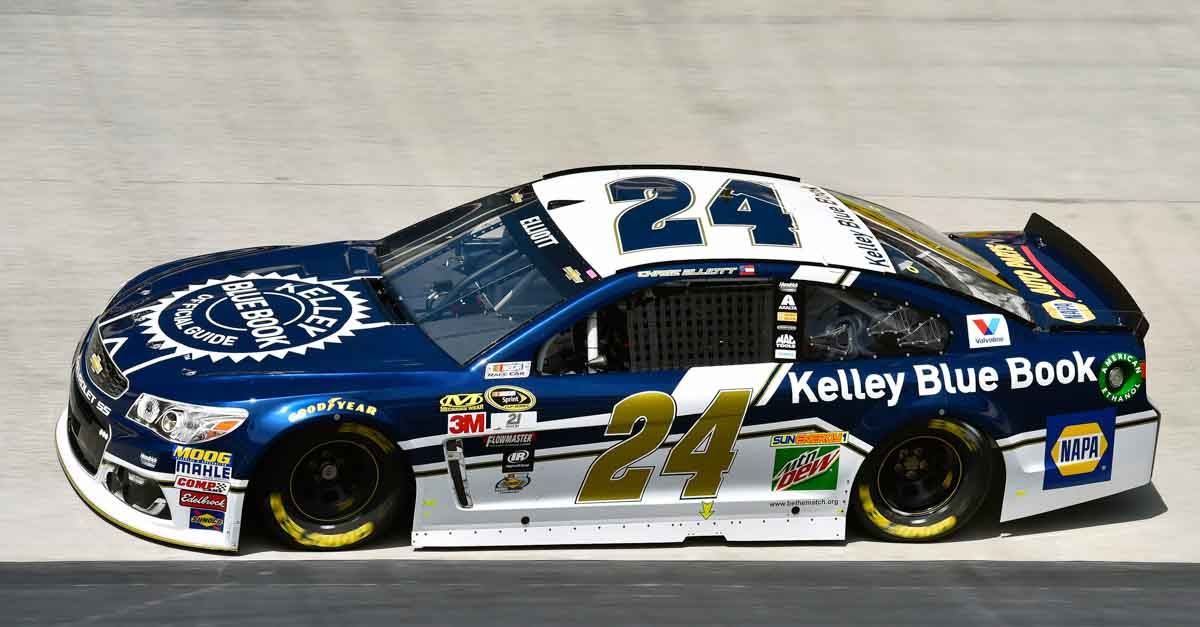 Elliott Captures Career-Best Fourth-Place Finish at Bristol - NAPA ...