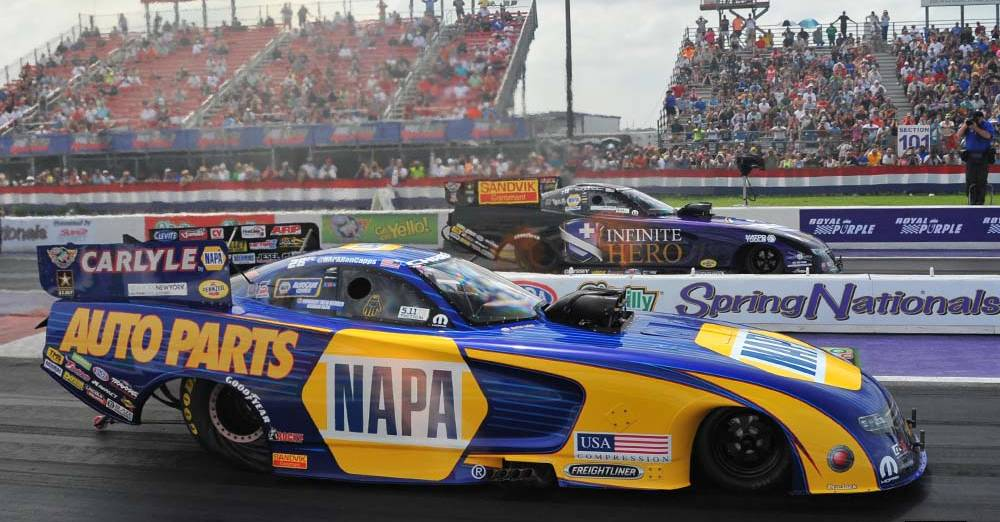 NHRA-SpringNationals-2015-Funny-Car-Winner-Ron-Capps-NAPA-AUTO-PARTS-Dodge-DSR