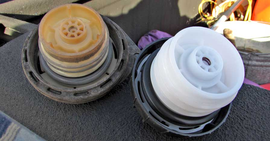 WHY YOU NEED TO CHECK YOUR GAS CAP