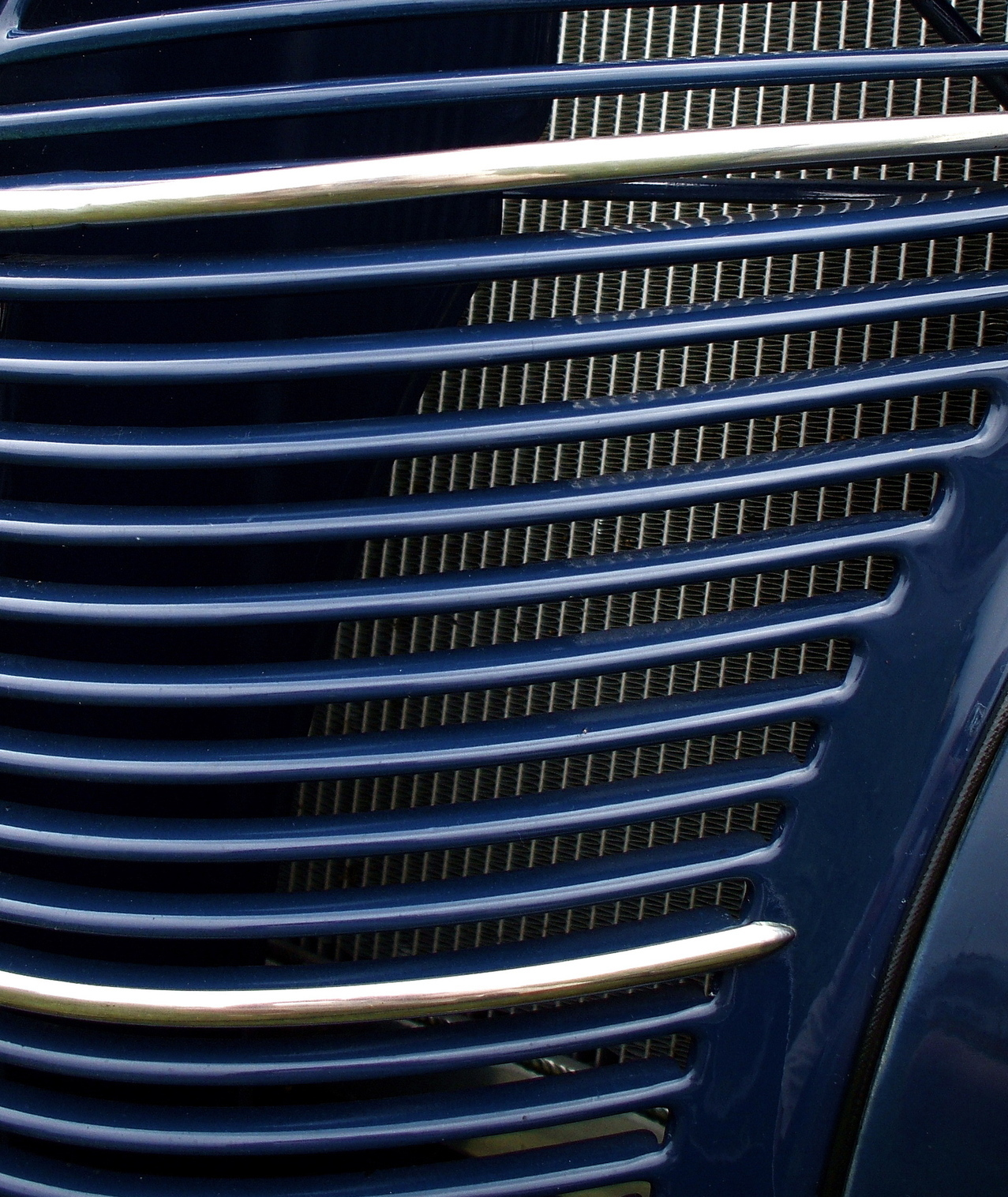 radiator grille