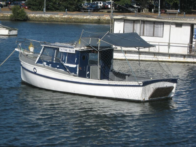 fishing boat could use boating apps