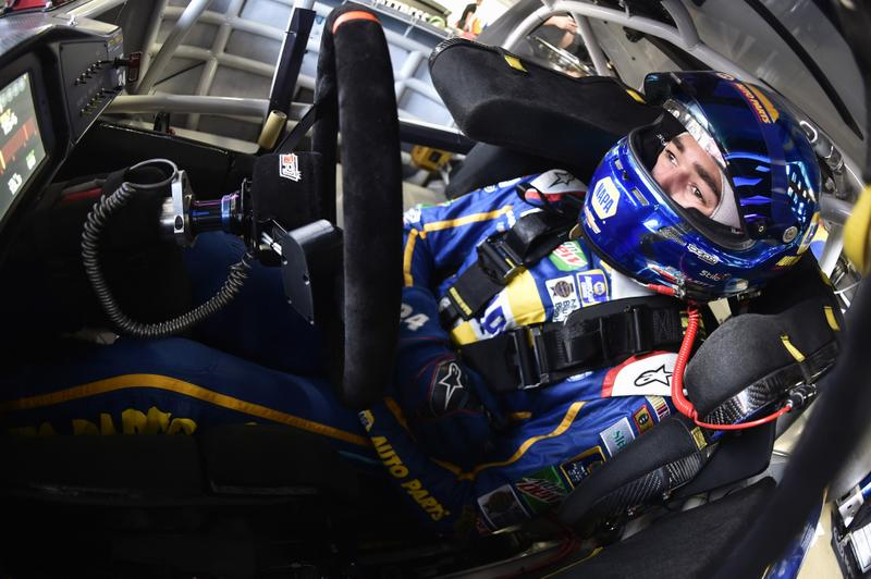 Strong Run for Chase Elliott at New Hampshire Thwarted by ...