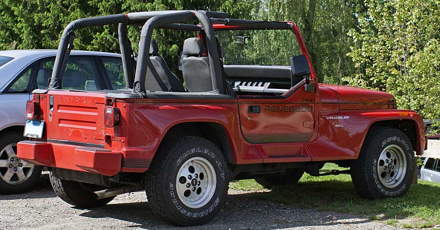 jeep hard top