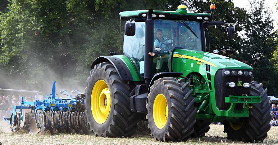 Farming Technology - Today