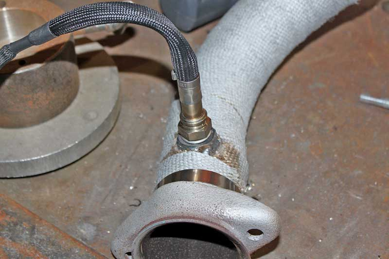 Placement of the oxygen sensor(s) will vary, but they are usually directly behind the exhaust manifold. Some cars have a second set behind the catalytic converters.