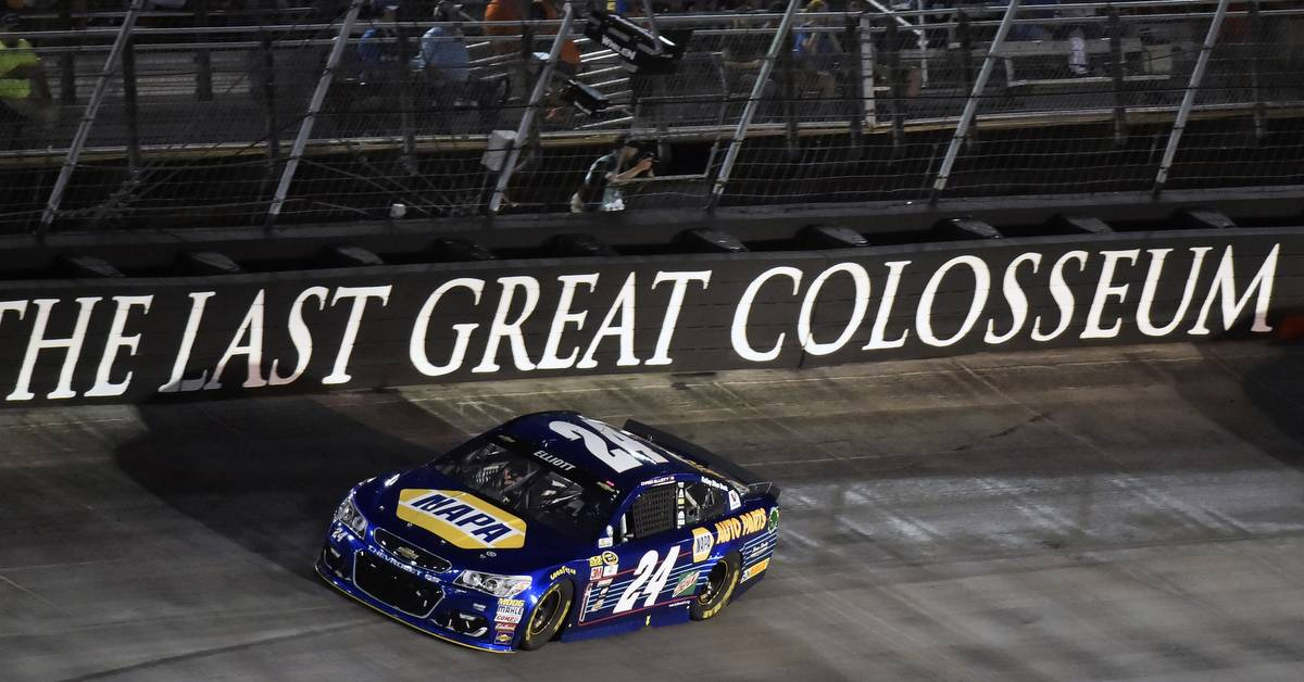 NAPA AUTO PARTS Driver Rallies to Finish in Top 15 at Bristol