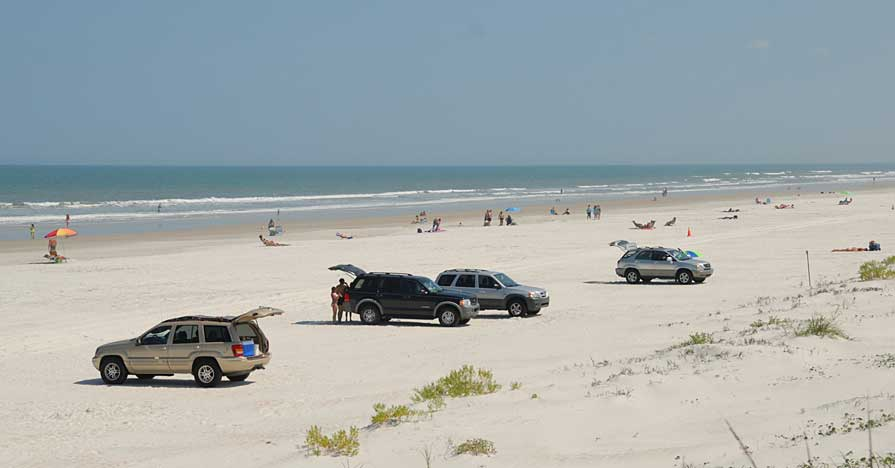 Best beaches to go off-roading