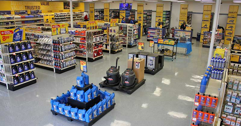 Top Ten Car Parts Stores Online