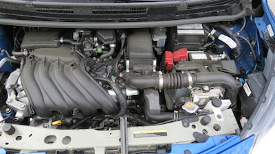 Check all fluids while under the hood of your car.