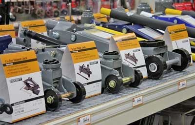 Which type of car jack Matches Your Vehicle?NAPA Know How Blog