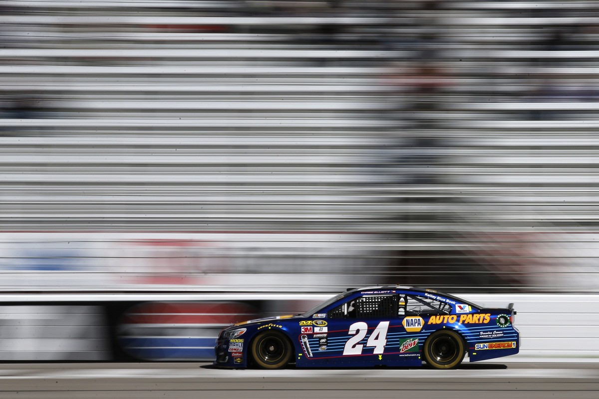 26-28 February 2016, Hampton, Georgia USAChase Elliott©2016, Matthew T. ThackerNKP