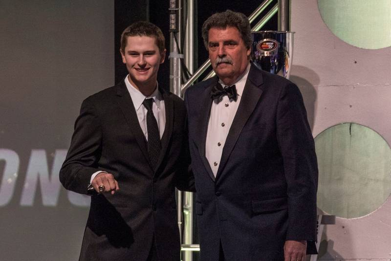 2016 NASCAR Night of Champions and Whelen Banquets, Charlotte, NC, December , 2016. (Photo by Brian Cleary/bcpix.com)