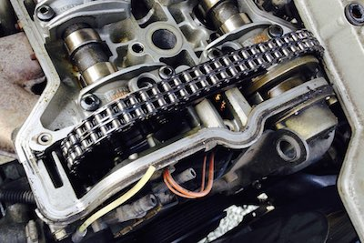 Timing Chain Lubrication is Critical for Longevity