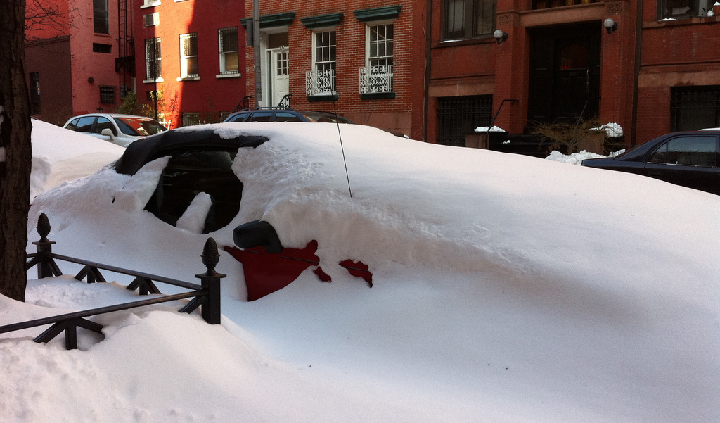 Tips for Storing a Convertible During Winter