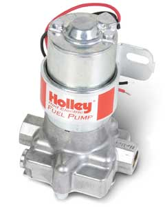 Holley Red rotary vane pump