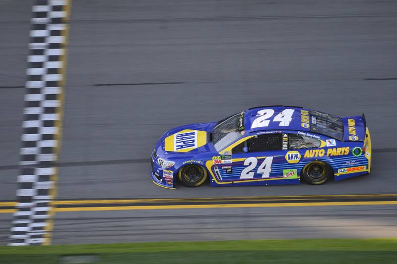 2017 NASCAR Cup - Daytona 500<br /> Daytona International Speedway, Daytona Beach, FL USA<br /> Sunday 19 February 2017<br /> Chase Elliott<br /> World Copyright: John K Harrelson/NKP