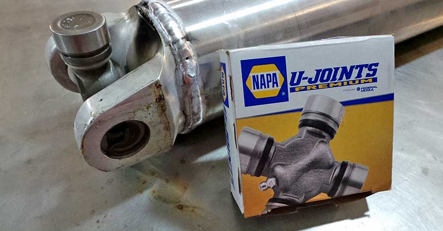Know How Notes: U-Joint Guide - NAPA Know How BlogNAPA Know