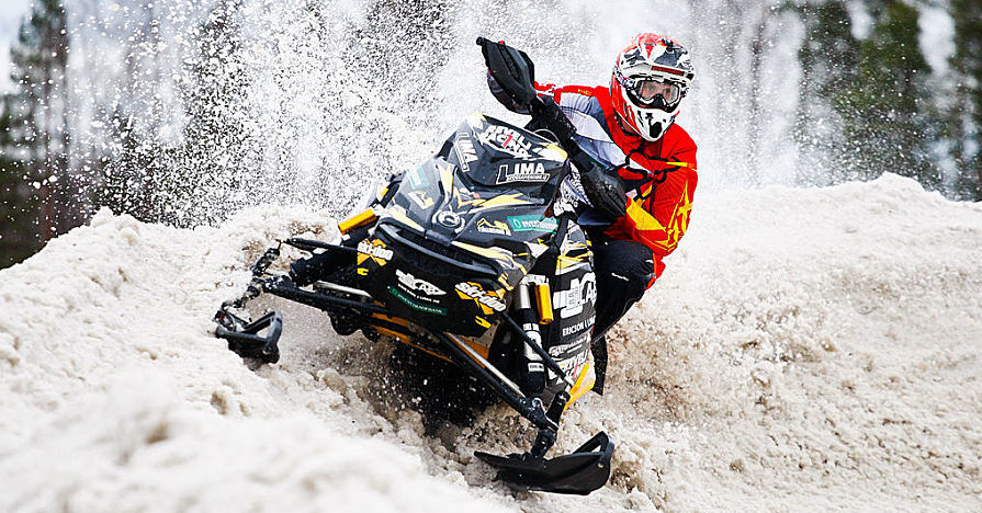 New snowmobile tech is put to the test