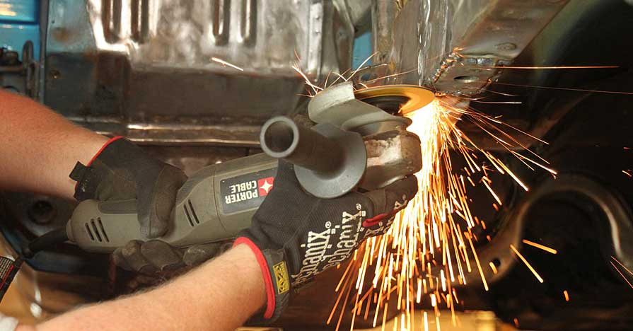 cutting and grinding metal the right way
