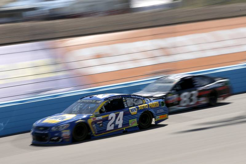2017 Monster Energy NASCAR Cup SeriesCamping World 500Phoenix International Raceway, Avondale, AZ USASunday 19 March 2017Chase ElliottWorld Copyright: Matthew T. Thacker/NKP