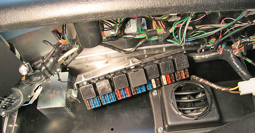 car_wiring_harness what is a fusible link and how do you repair one in your car? car wiring at panicattacktreatment.co