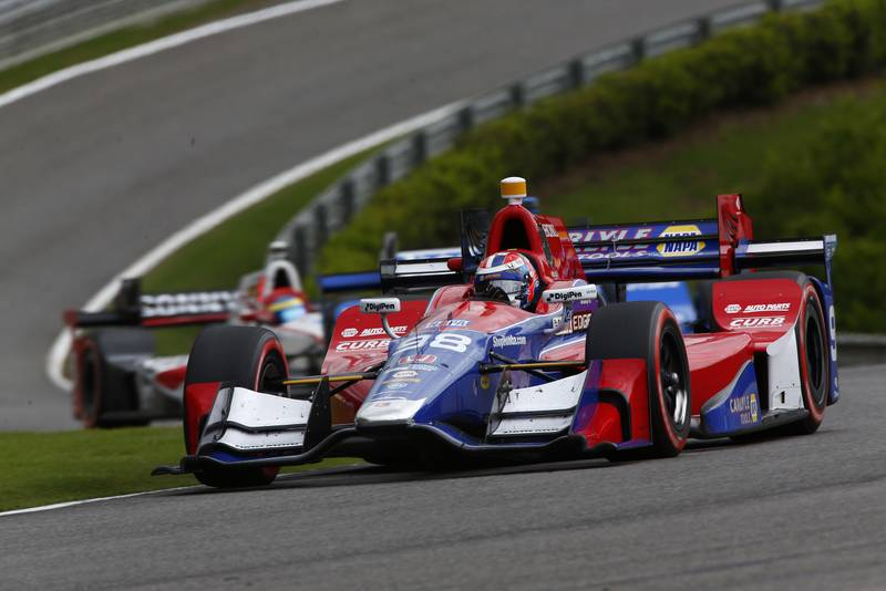 2017 Verizon IndyCar Series Honda Indy Grand Prix of Alabama Barber Motorsports Park, Birmingham, AL USA Sunday 23 April 2017 Alexander Rossi, Andretti Herta Autosport with Curb-Agajanian Honda World Copyright: Phillip Abbott LAT Images ref: Digital Image abbott_barber_0417_12088