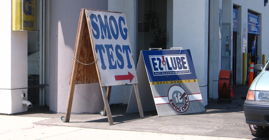 The Smog Test: What to Do When You've Failed