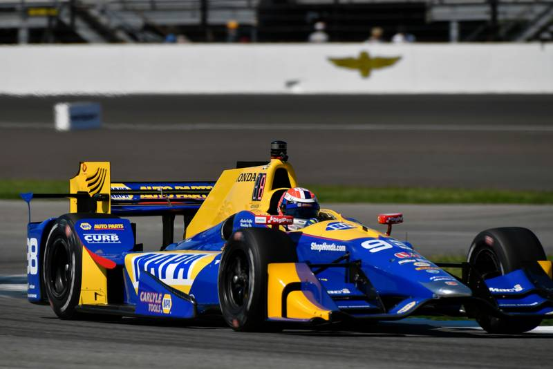 Verizon IndyCar Series IndyCar Grand Prix Indianapolis Motor Speedway, Indianapolis, IN USA Saturday 13 May 2017 Alexander Rossi, Andretti Herta Autosport with Curb-Agajanian Honda World Copyright: Scott R LePage LAT Images ref: Digital Image lepage-170513-indy-3867
