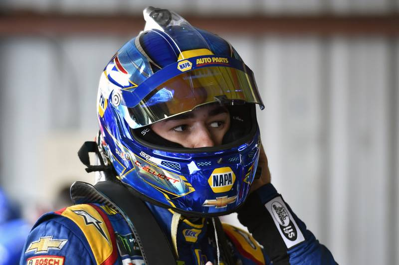 Monster Energy NASCAR Cup Series Toyota Owners 400 Richmond International Raceway, Richmond, VA USA Saturday 29 April 2017 Chase Elliott, Hendrick Motorsports, NAPA Brakes Chevrolet SS World Copyright: Nigel Kinrade NKP