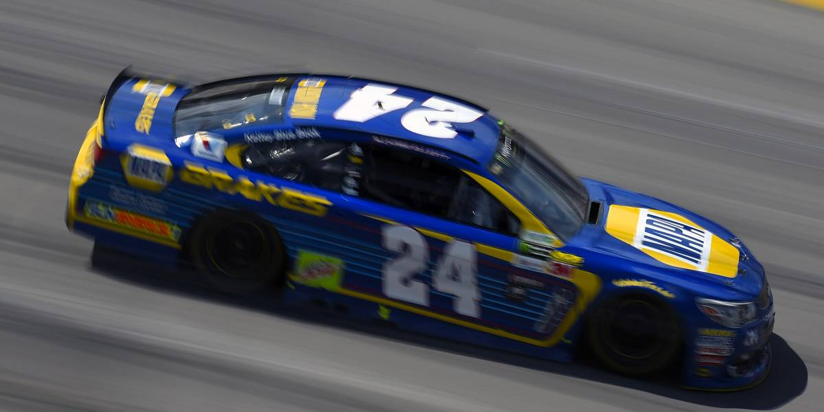 Monster Energy NASCAR Cup Series Toyota Owners 400 Richmond International Raceway, Richmond, VA USA Sunday 30 April 2017 Chase Elliott, Hendrick Motorsports, NAPA Brakes Chevrolet SS World Copyright: Nigel Kinrade NKP