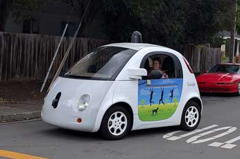 Driverless Car Technology On The Road - No Hands Required!