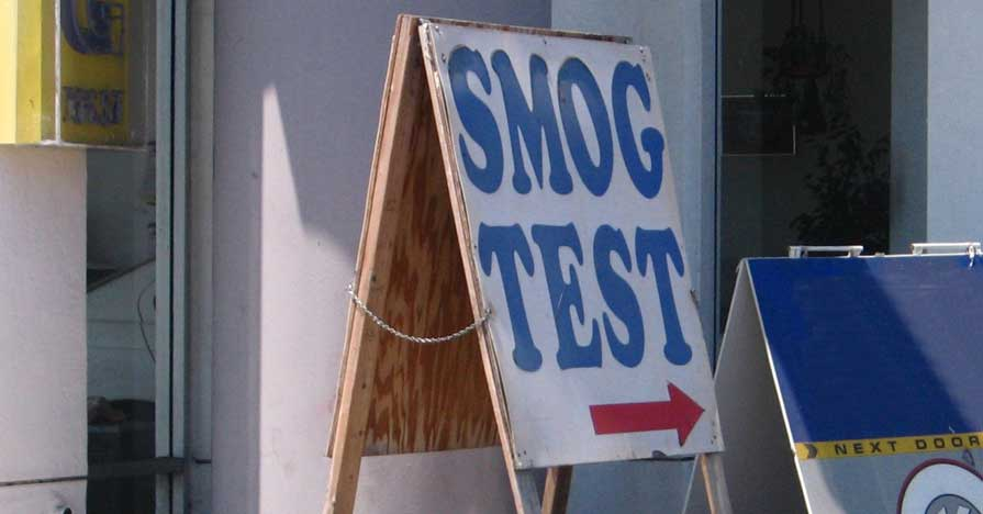 The Smog Test What To Do When You Ve Failed