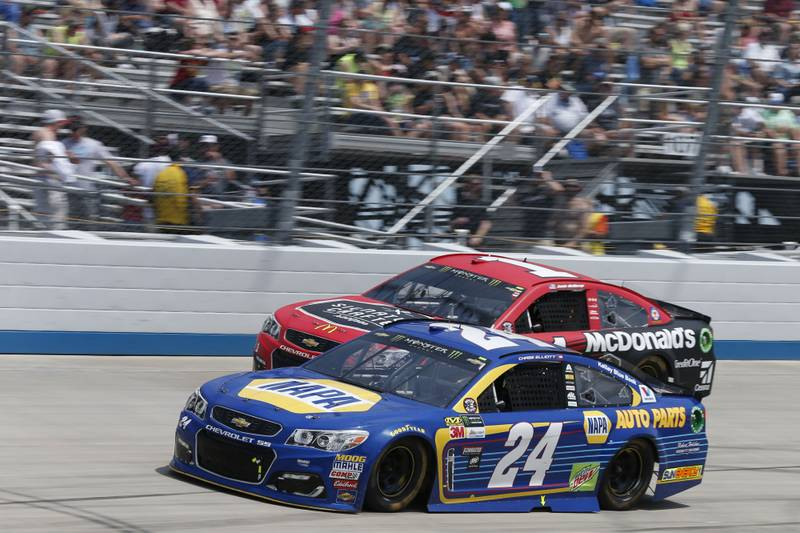 Monster Energy NASCAR Cup SeriesAAA 400 Drive for AutismDover International Speedway, Dover, DE USASunday 4 June 2017Chase Elliott, Hendrick Motorsports, NAPA Chevrolet SSWorld Copyright: Matthew T. ThackerNKP