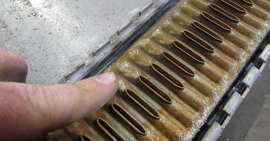 common radiator failures