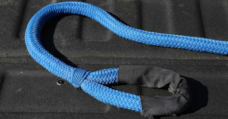DitchPig® Kinetic Energy Recovery Rope