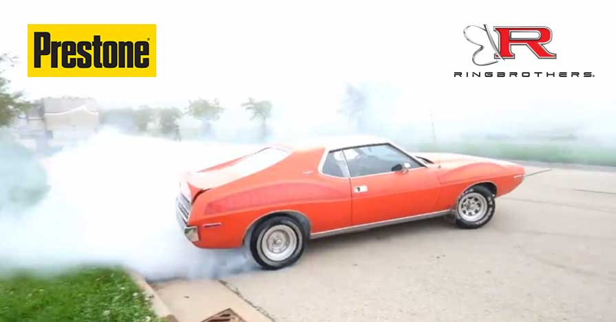 Prestone and Ringbrothers Building A 1,000HP 1972 Javelin AMX