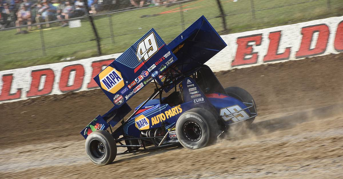 Brad-Sweet-podium-finishes-Attica-Eldora-2017-NAPA-AUTO-PARTS-49-sprint-car-racing.