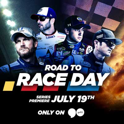 Road To Race Day Series Trailer | Behind The Scenes of NASCAR | go90 Zone