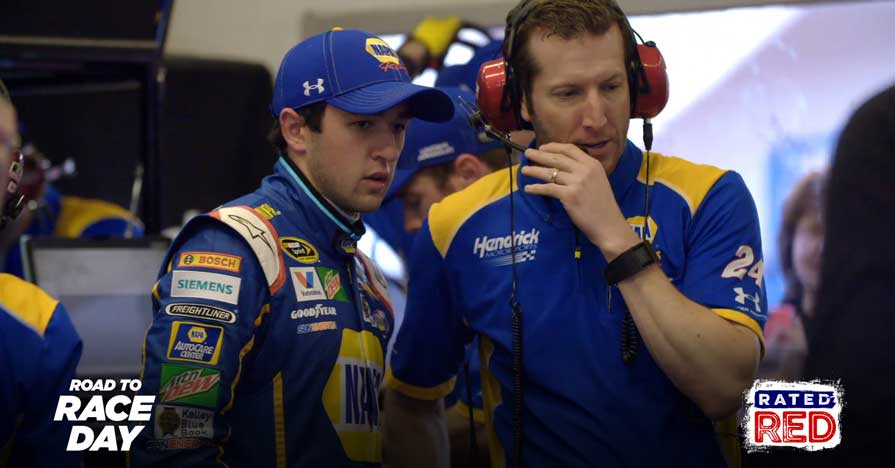 Road To Race Day Series Trailer | Behind The Scenes of NASCAR | go90 Zone | Chase Elliott