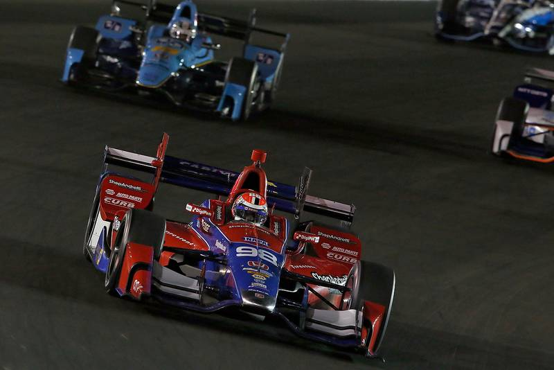 Verizon IndyCar SeriesBommarito Automotive Group 500Gateway Motorsports Park, Madison, IL USAFriday 25 August 2017Alexander Rossi, Curb Andretti Herta Autosport with Curb-Agajanian HondaWorld Copyright: Perry NelsonLAT Images