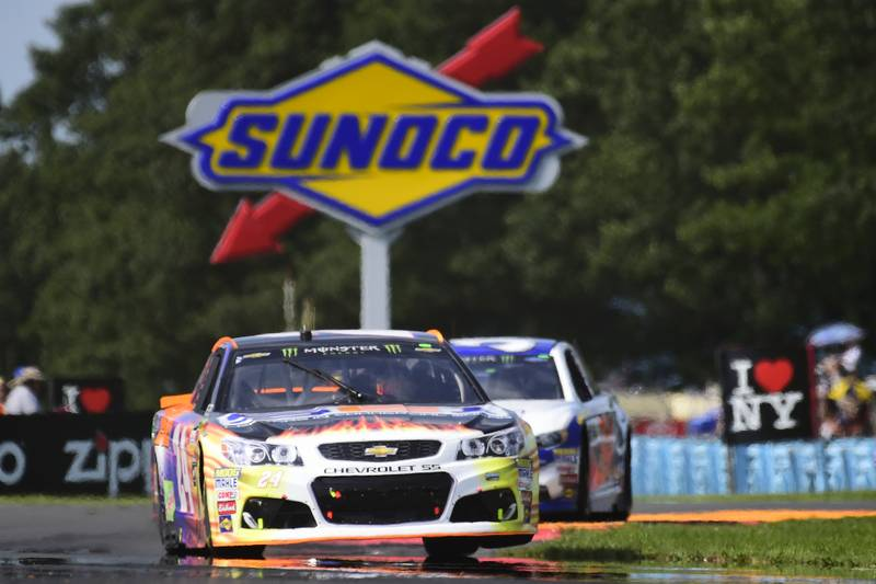 Monster Energy NASCAR Cup Series I LOVE NEW YORK 355 at The Glen Watkins Glen International, Watkins Glen, NY USA Sunday 6 August 2017 Chase Elliott, Hendrick Motorsports, SunEnergy1 Chevrolet SS World Copyright: John K Harrelson NKP