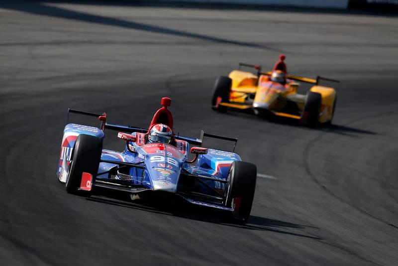 Verizon IndyCar SeriesABC Supply 500Pocono Raceway, Long Pond, PA USASunday 20 August 2017Alexander Rossi, Curb Andretti Herta Autosport with Curb-Agajanian HondaWorld Copyright: Phillip AbbottLAT Imagesref: Digital Image abbott_pocono_0817_6652