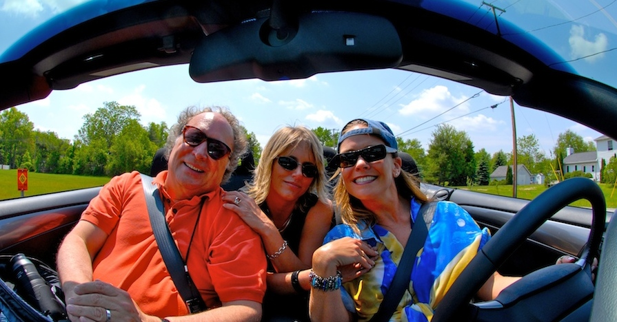 convertible fun driving tips to save gas
