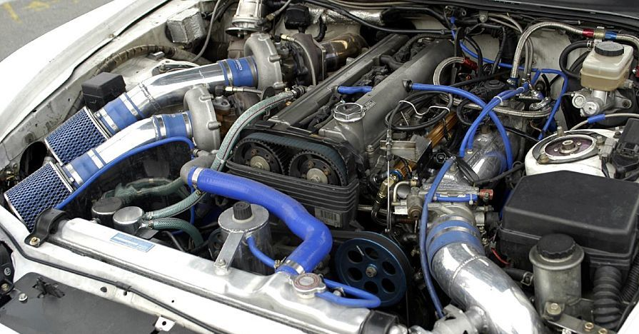 Knowing how to wash an engine will leave you with a sparkling engine bay.